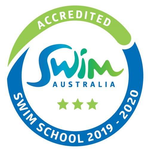 Swim Australia Accredited Swim School 2016-2017